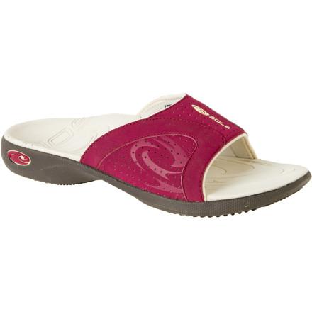 photo: Sole Sport Slide Sandal sport sandal