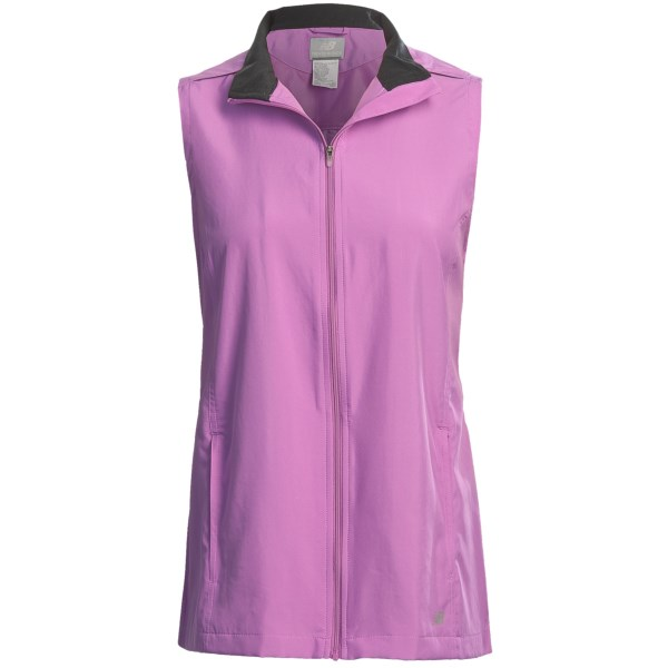 photo: New Balance Sequence Vest wind shell vest