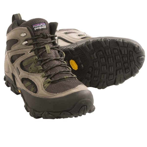 photo: Patagonia Drifter A/C Mid hiking boot
