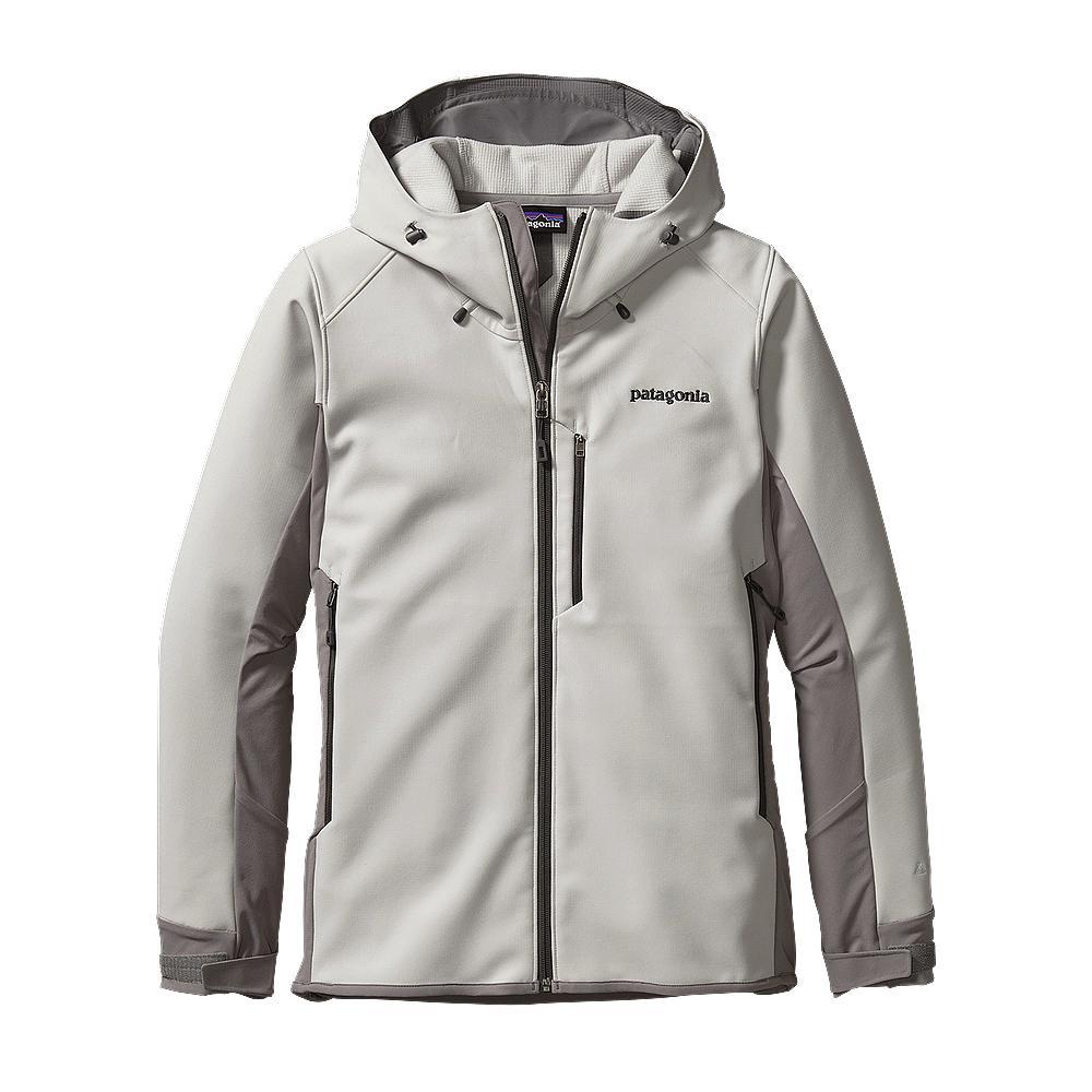 photo: Patagonia Women's Adze Hybrid Hoody soft shell jacket