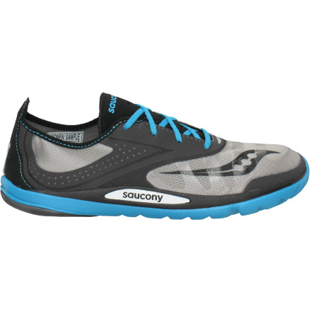 photo: Saucony Women's Hattori LC barefoot / minimal shoe