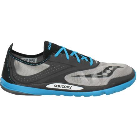 photo: Saucony Women's Hattori LC barefoot / minimal shoe