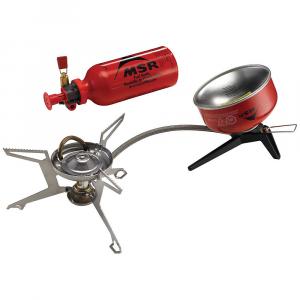 photo: MSR WhisperLite Universal multi-fuel stove
