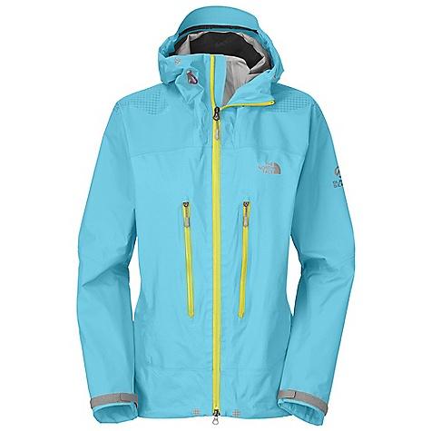 photo: The North Face Women's Meru Gore Jacket waterproof jacket