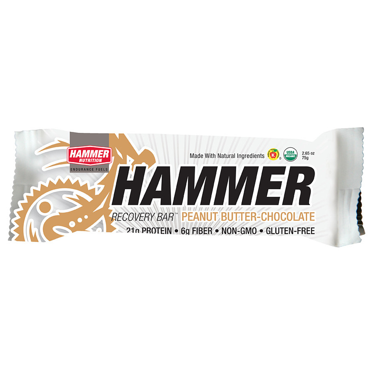 photo: Hammer Nutrition Recovery Bar bar