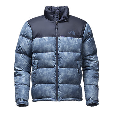 photo: The North Face Men's Nuptse Jacket down insulated jacket