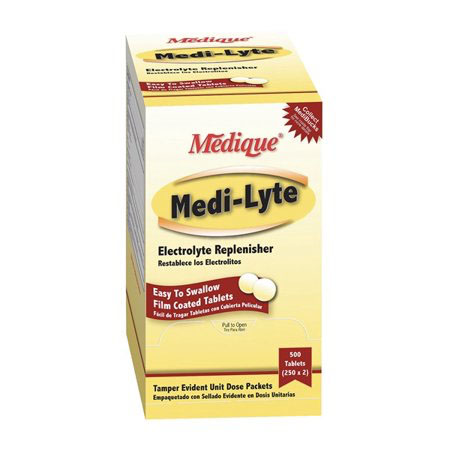 photo:   Médique Medi-Lyte drink