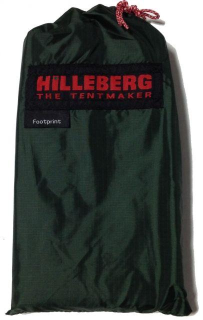 photo: Hilleberg Nallo 4 Footprint footprint