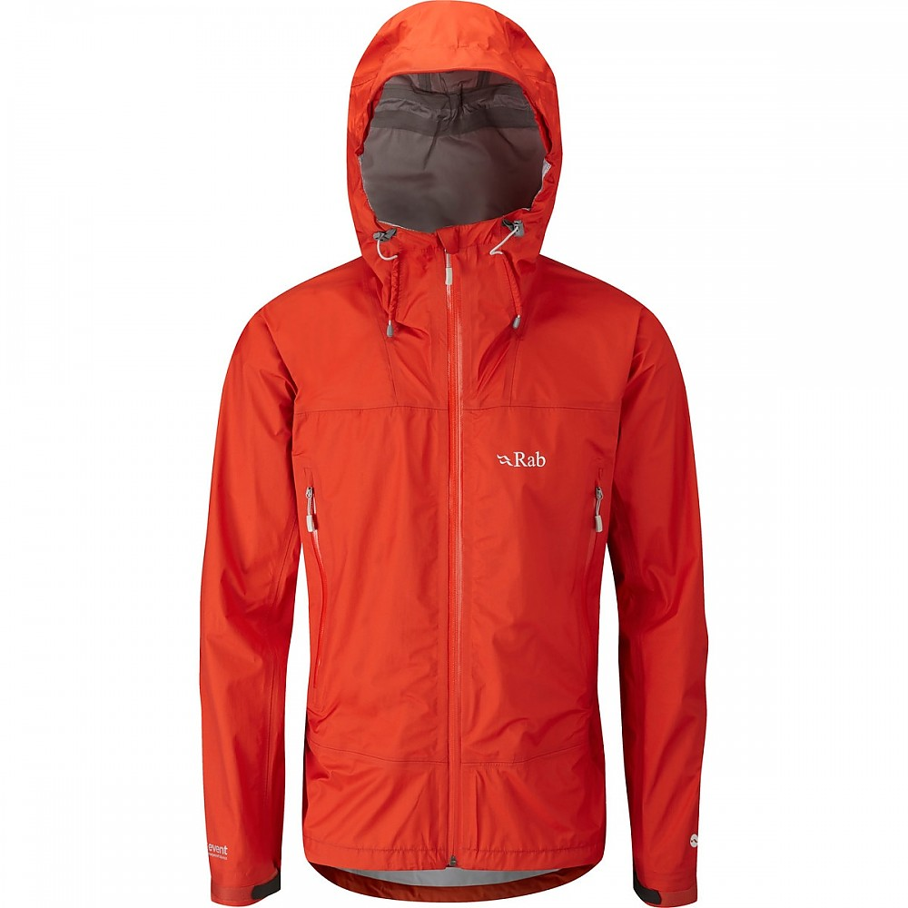 photo: Rab Muztag DV Jacket waterproof jacket