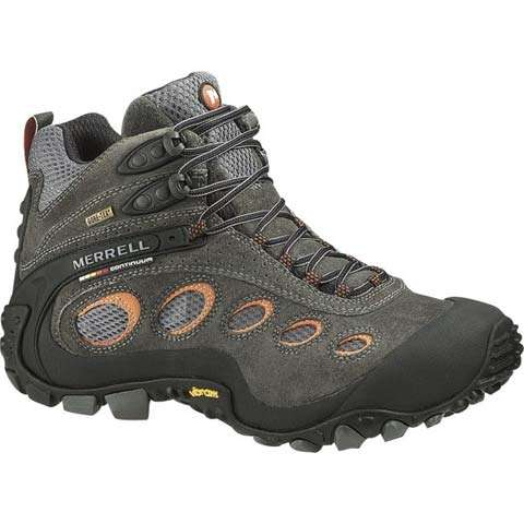 fa1ded529a02a Merrell Chameleon Wrap Mid Gore-Tex XCR Reviews - Trailspace