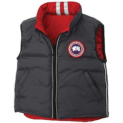 photo: Canada Goose Reversible Cub Vest down insulated vest