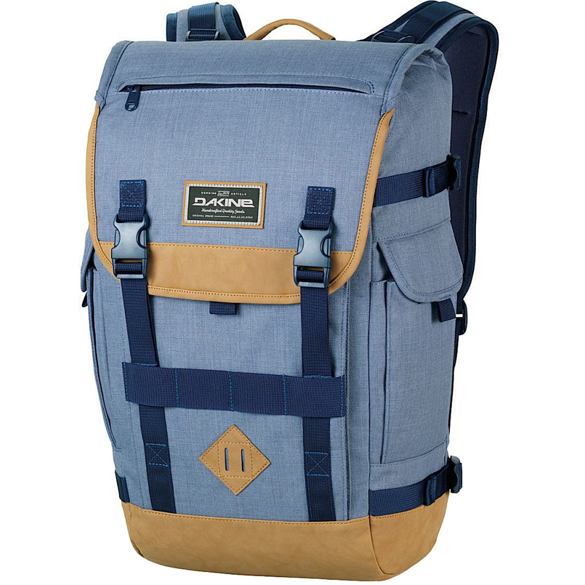photo: DaKine Vault 25L daypack (under 2,000 cu in)