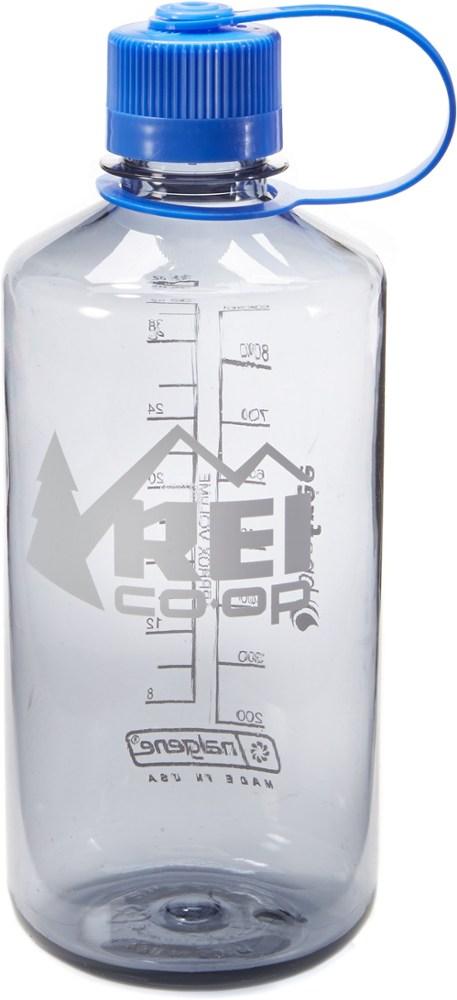 REI Nalgene Narrow-Mouth Loop-Top Water Bottle - 32 fl. oz.