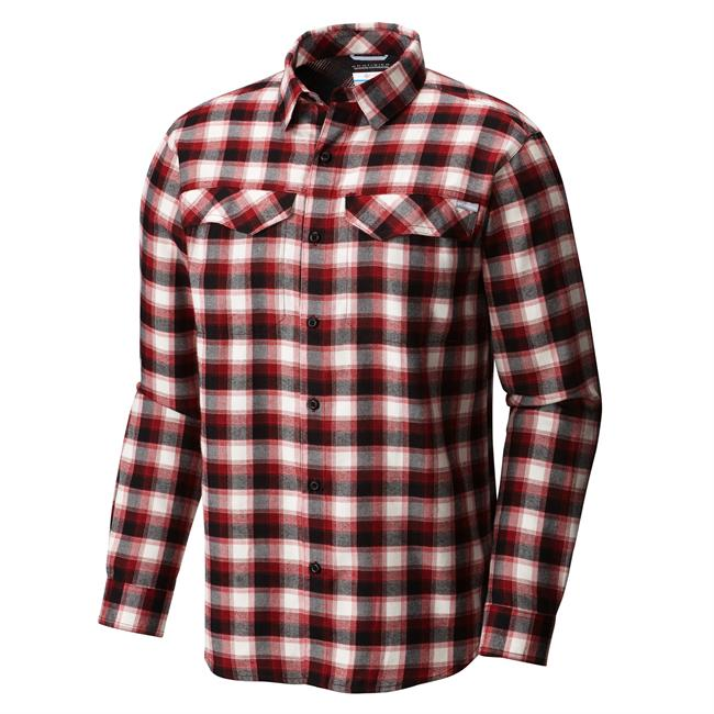 Columbia Silver Ridge Flannel