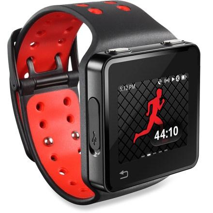 photo of a Motorola gps watch