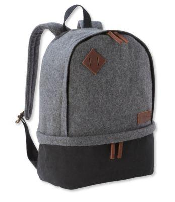 photo: L.L.Bean Teardrop Backpack daypack (under 2,000 cu in)