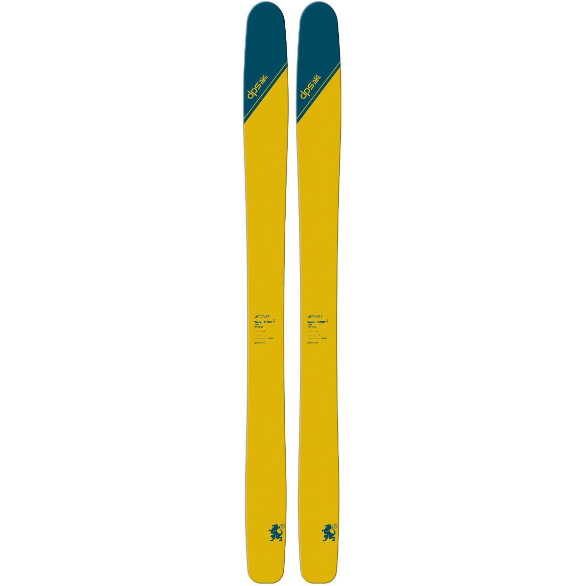 photo: DPS Skis Wailer 112RP2 alpine touring/telemark ski