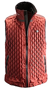 photo: Klymit Kinetic Red Rock Vest synthetic insulated vest