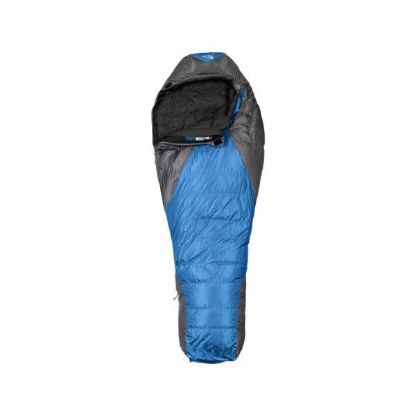 photo: The North Face Men's Nebula 3-season down sleeping bag