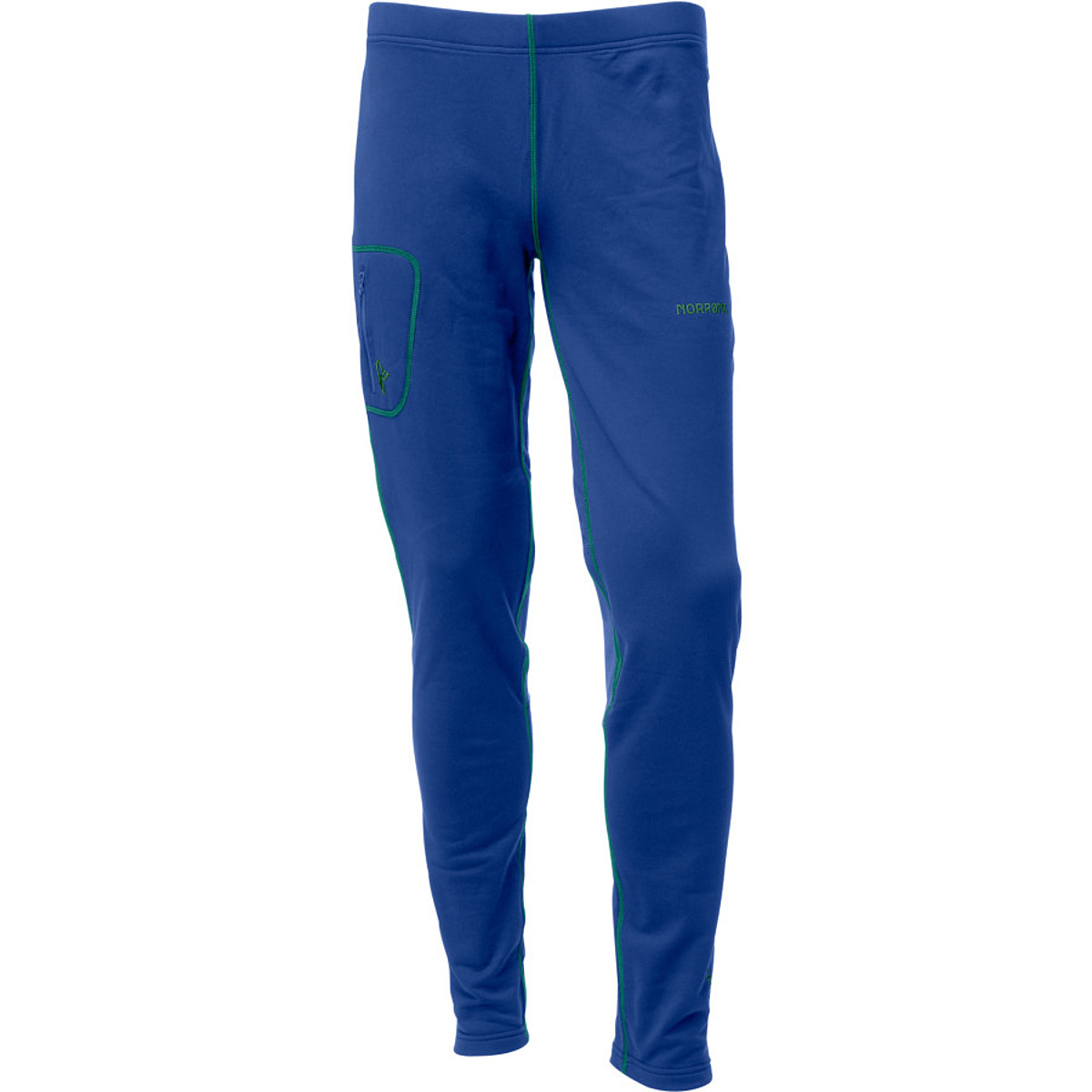 photo: Norrona Women's Trollveggen Warm2 Stretch Tight performance pant/tight