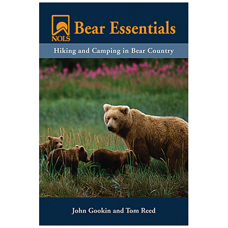 photo: NOLS Bear Essentials camping/hiking/backpacking book