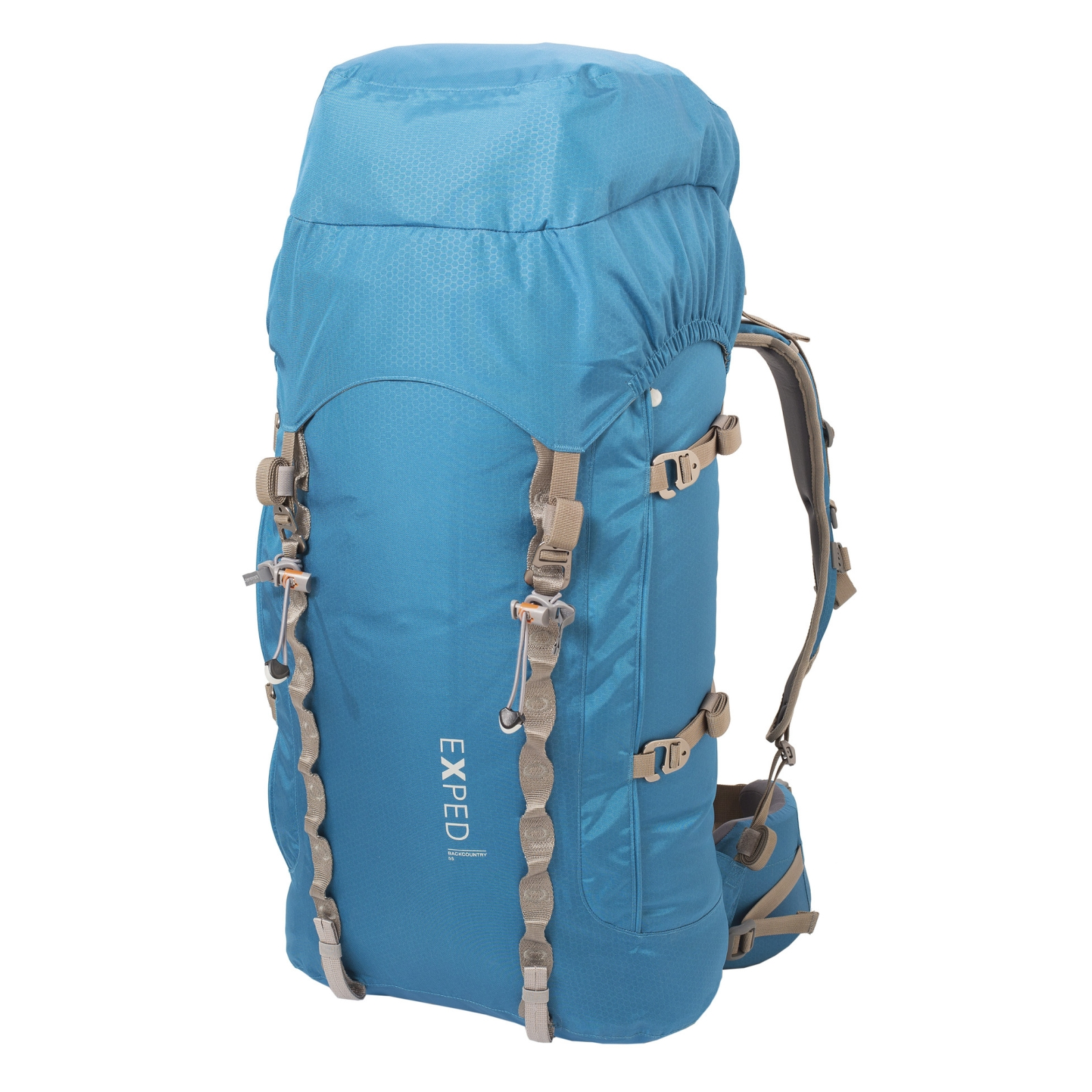 photo: Exped Backcountry 55 weekend pack (50-69l)