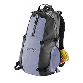 photo of a Indigo daypack (under 2,000 cu in)