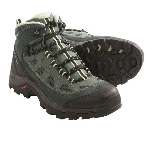 photo: Salomon Authentic 6 GTX backpacking boot