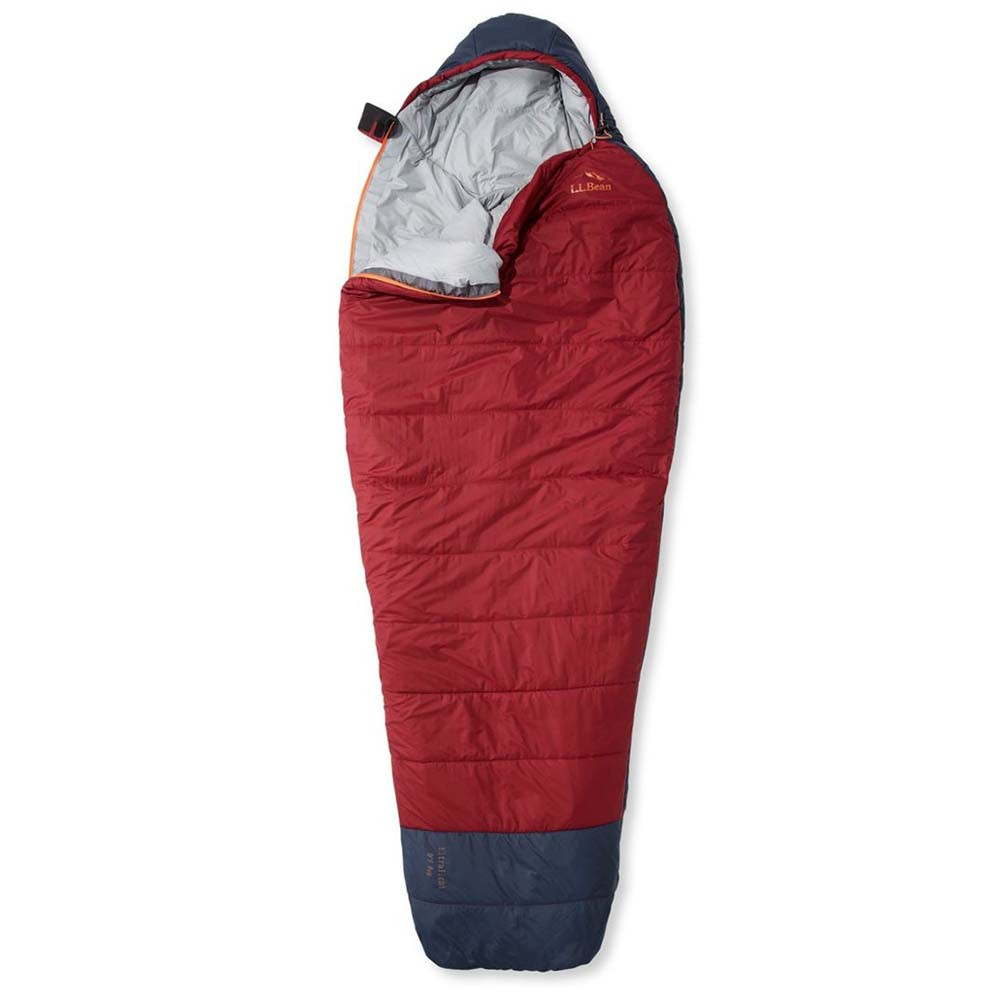 photo: L.L.Bean Ultralight Sleeping Bag, 0 Mummy 3-season synthetic sleeping bag