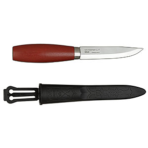 photo: Morakniv Classic 2 fixed-blade knife