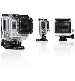 photo: GoPro Hero3 Black Edition camera