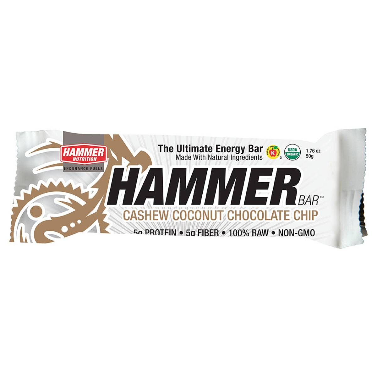 photo: Hammer Nutrition Organic Bar bar
