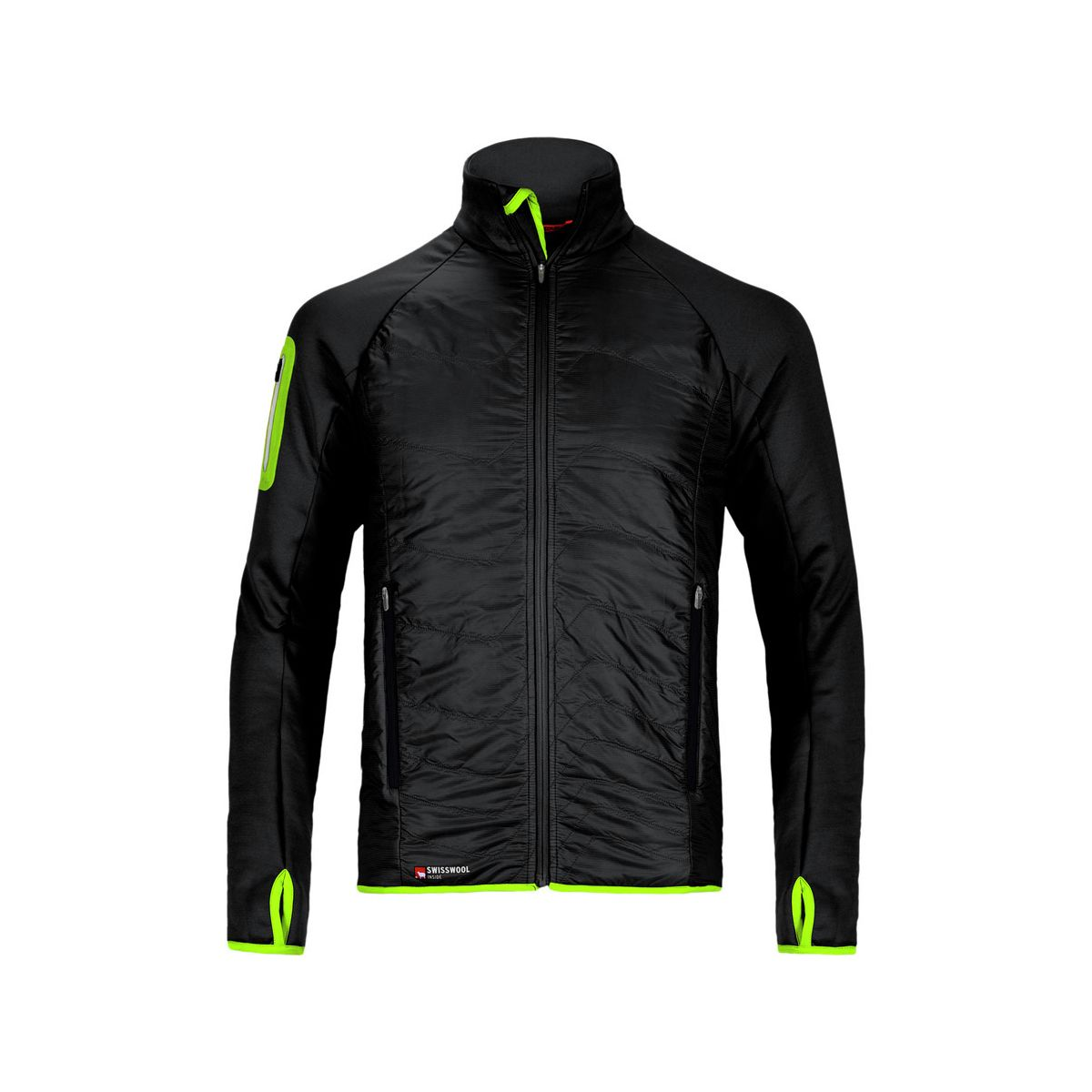 Ortovox  Piz Boe Light Tec Insulated Jacket