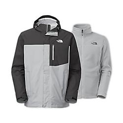 photo: The North Face Men's Atlas TriClimate Jacket component (3-in-1) jacket
