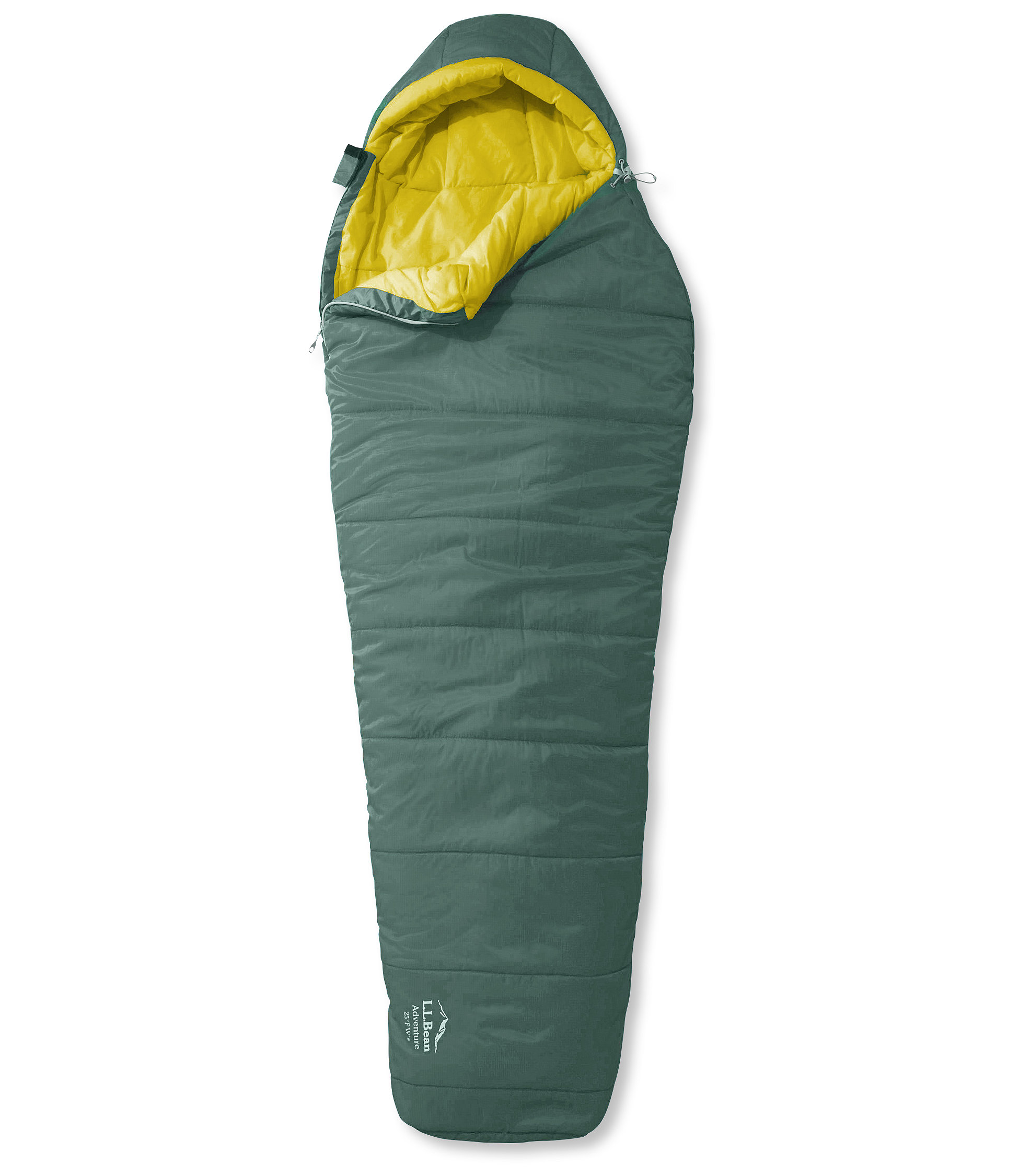 photo: L.L.Bean Adventure Sleeping Bag, Mummy 25 3-season synthetic sleeping bag
