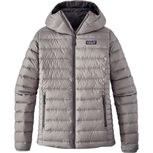 photo: Patagonia Women's Down Sweater Full-Zip Hoody down insulated jacket