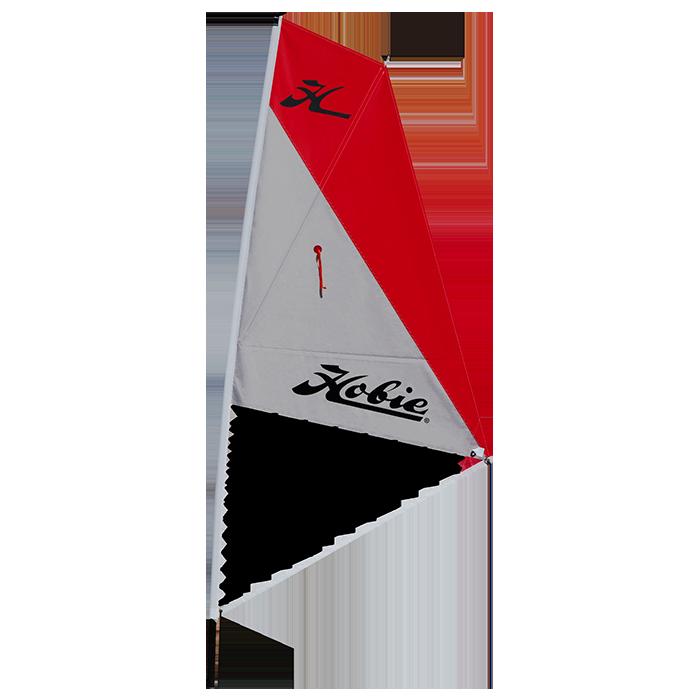 photo: Hobie Sail Kit paddling accessory