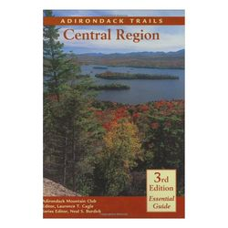 photo: Adirondack Mountain Club Adirondacks Trail Guide Central Region us northeast guidebook