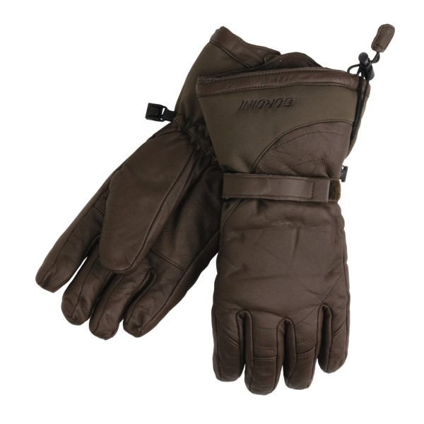 photo: Gordini Leather Goose Glove insulated glove/mitten