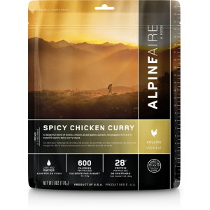 AlpineAire Foods Spicy Chicken Curry