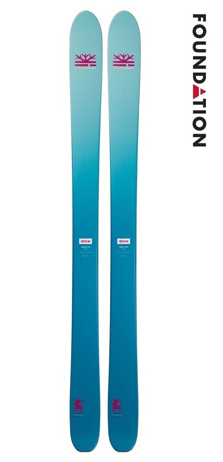 DPS Skis Nina 99 Foundation