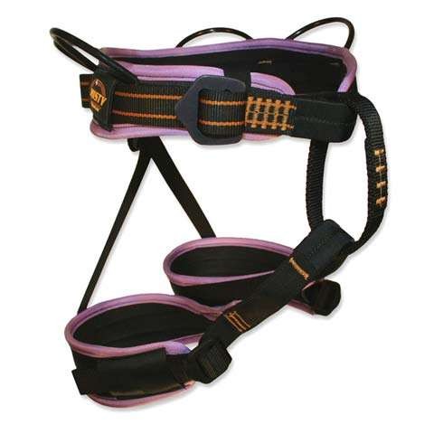 photo: Misty Mountain Finesse sit harness