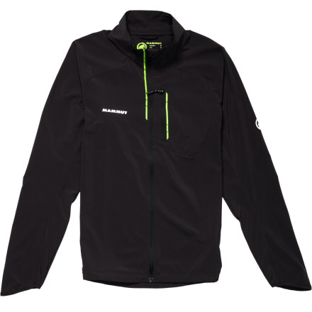 photo: Mammut MTR 141 Air Jacket soft shell jacket