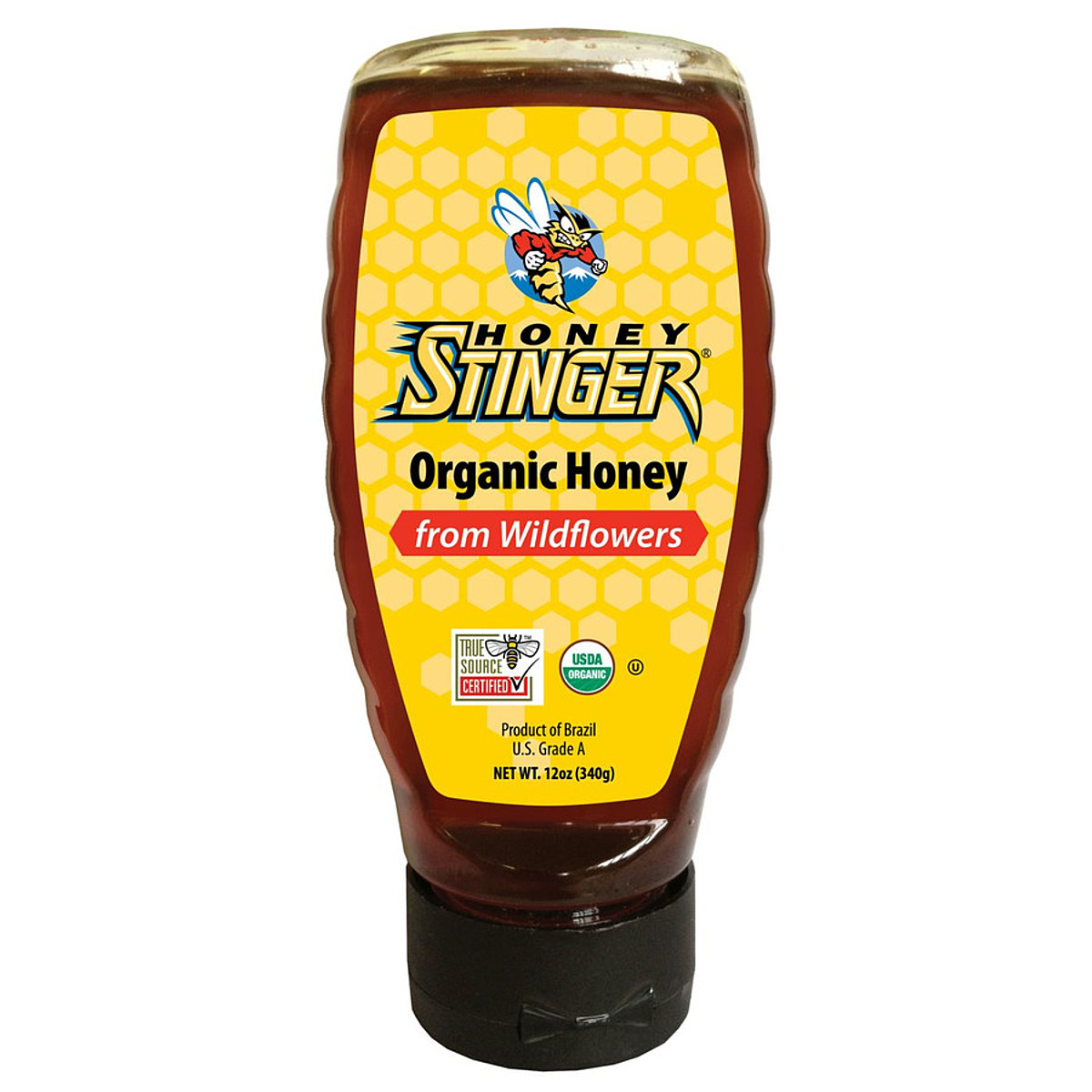 Honey Stinger Organic Wildflower Honey