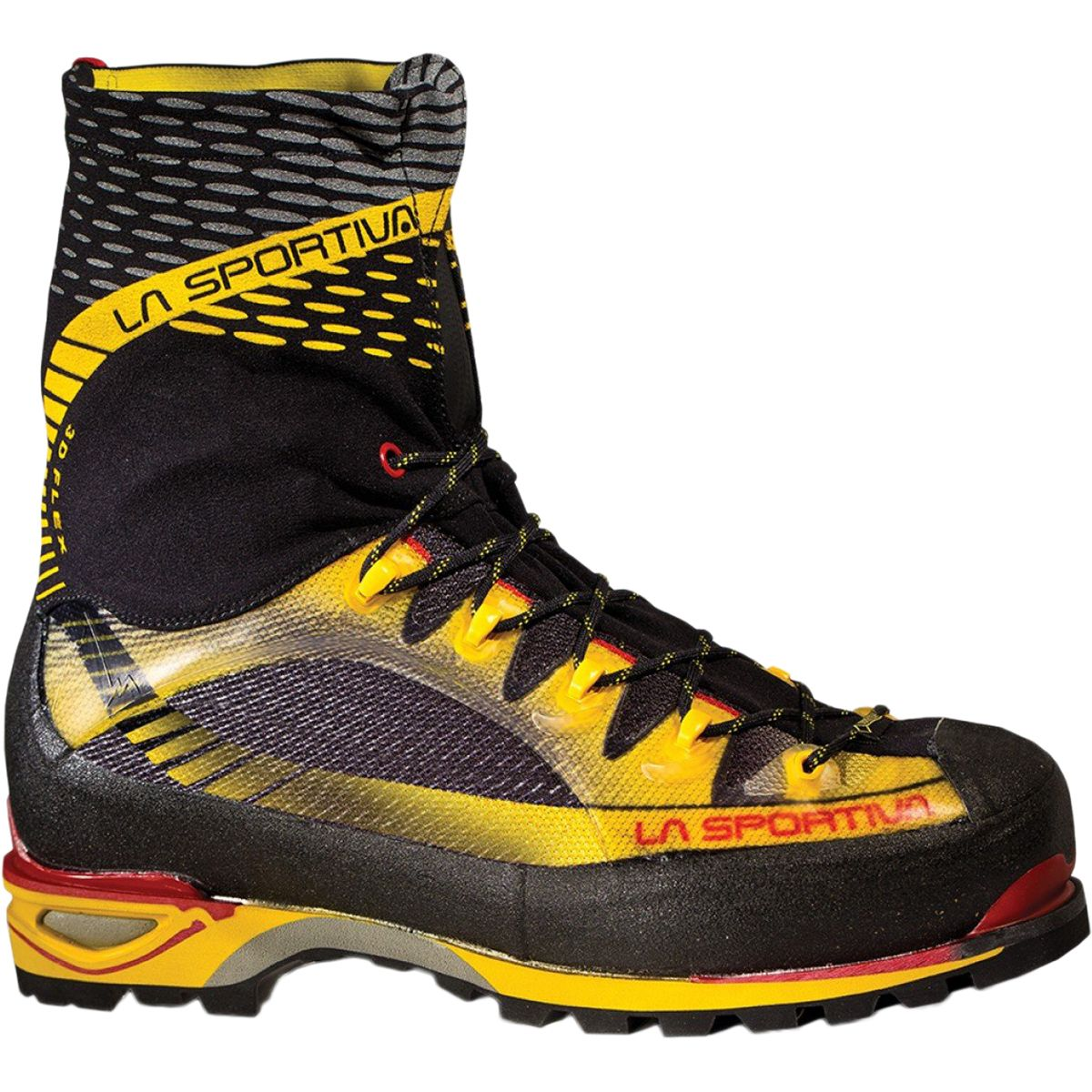 photo: La Sportiva Trango Ice Cube GTX mountaineering boot