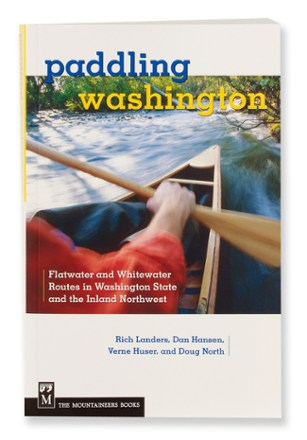 The Mountaineers Books Paddling Washington