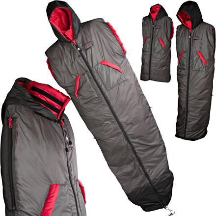 photo: Exped Wallcreeper PL 133g warm weather synthetic sleeping bag