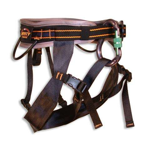 photo: Misty Mountain Summit sit harness