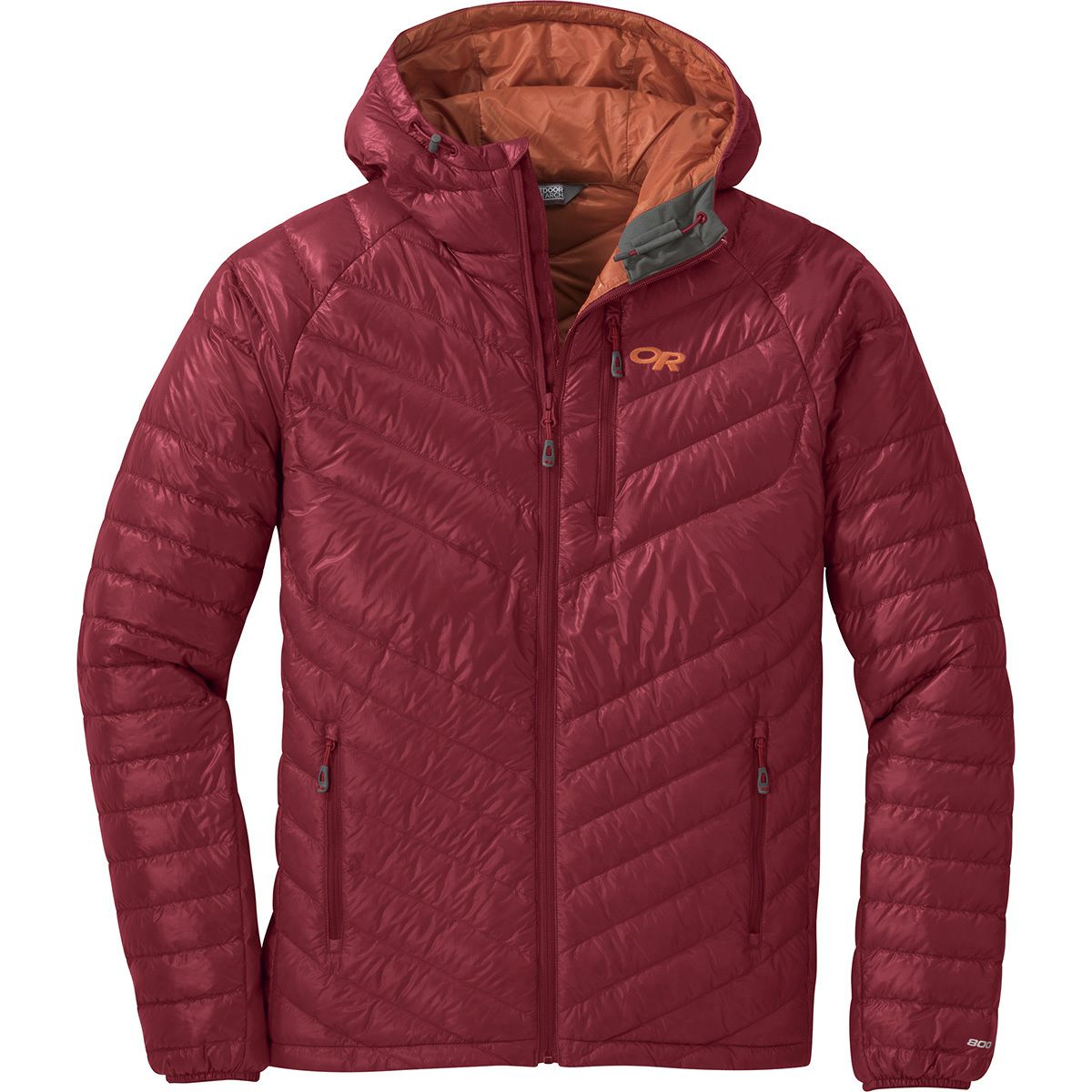 photo: Outdoor Research Illuminate Down Hoody down insulated jacket