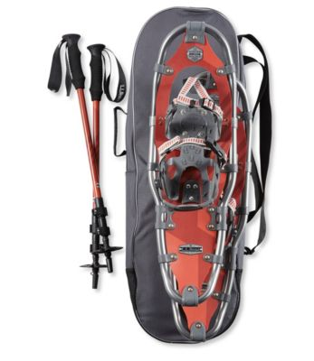 photo: L.L.Bean Men's Winter Walker recreational snowshoe